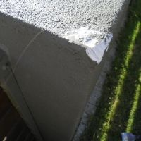 Dont repair big chunks of render or brick with No More Gaps people!