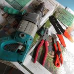 Fix your own broken electric drill